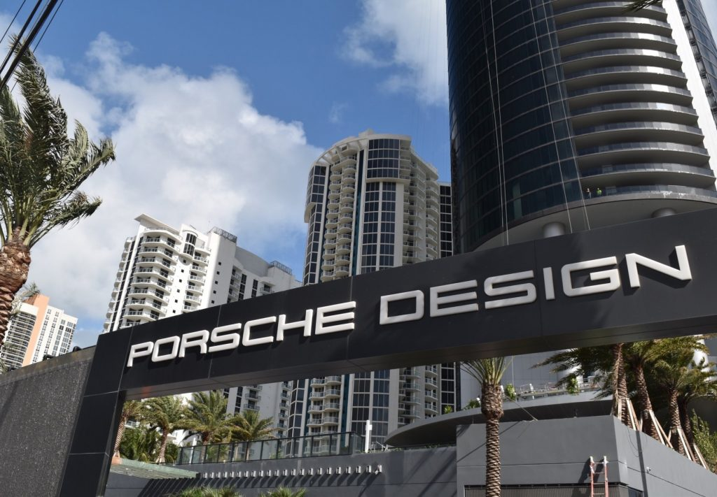 Porsche Design Tower >> The Wellness Habitat Co And Porsche Design Tower The